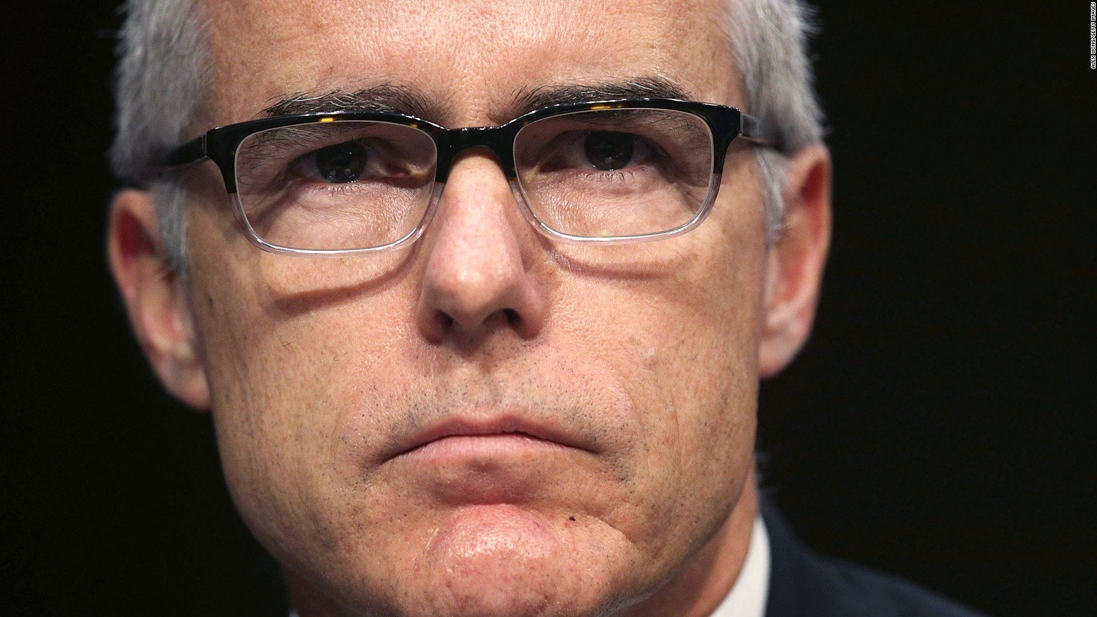 Sessions Poised to Fire FBIs Disgraced Andrew McCabe Before He Can Officially Retire