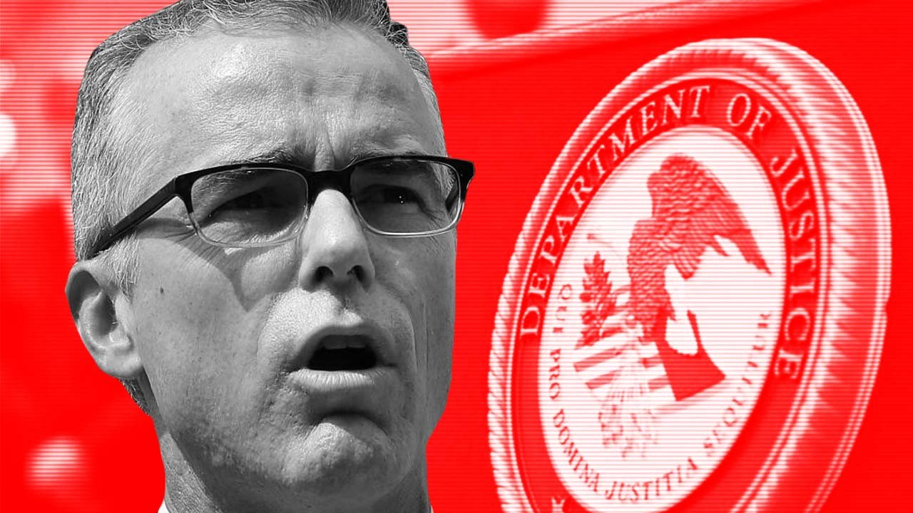 After Threatening To Retaliate Against FBI, a Rogue McCabe Gets Fired – True Pundit