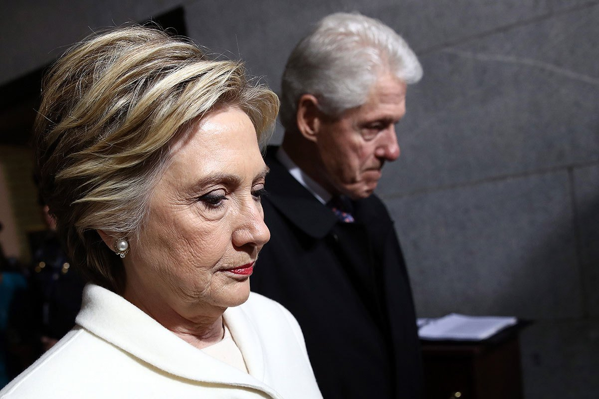 Hillary Claims No One Has Told a Man to Shut Up After an Election Loss Shes Wrong