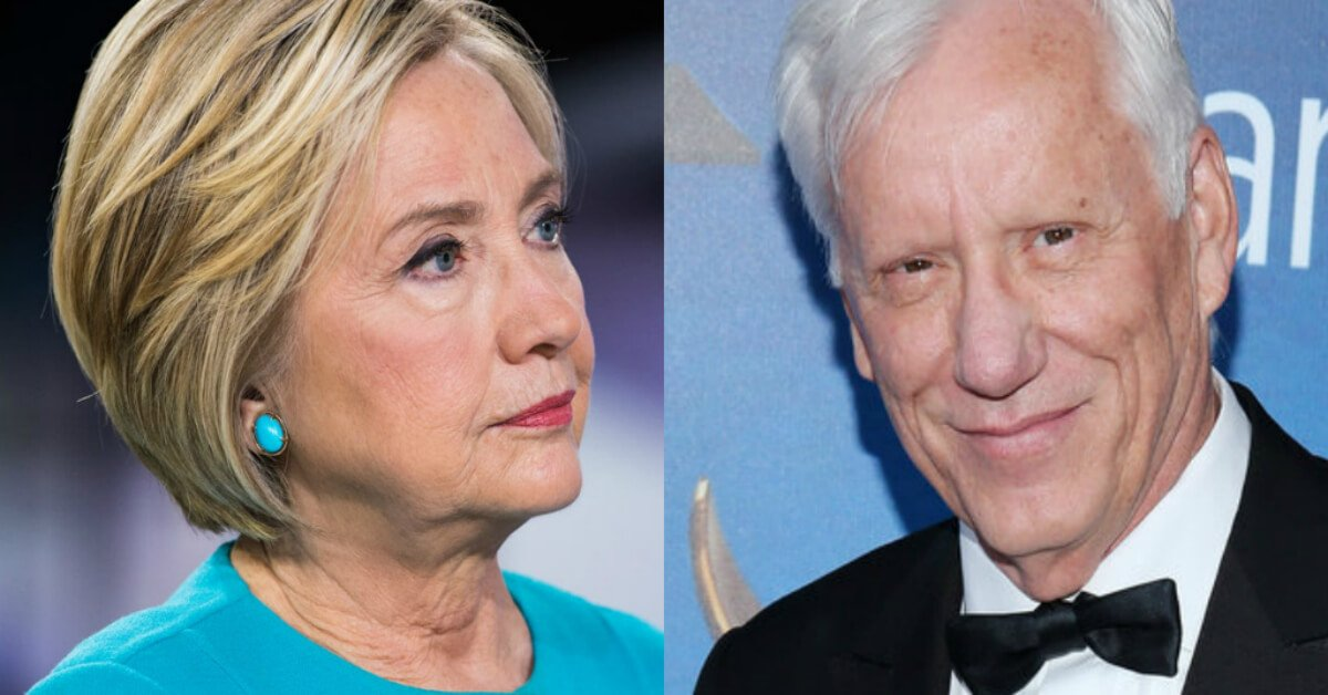James Woods Posts Brutal Rhyme About Hillary Sheriff Israel