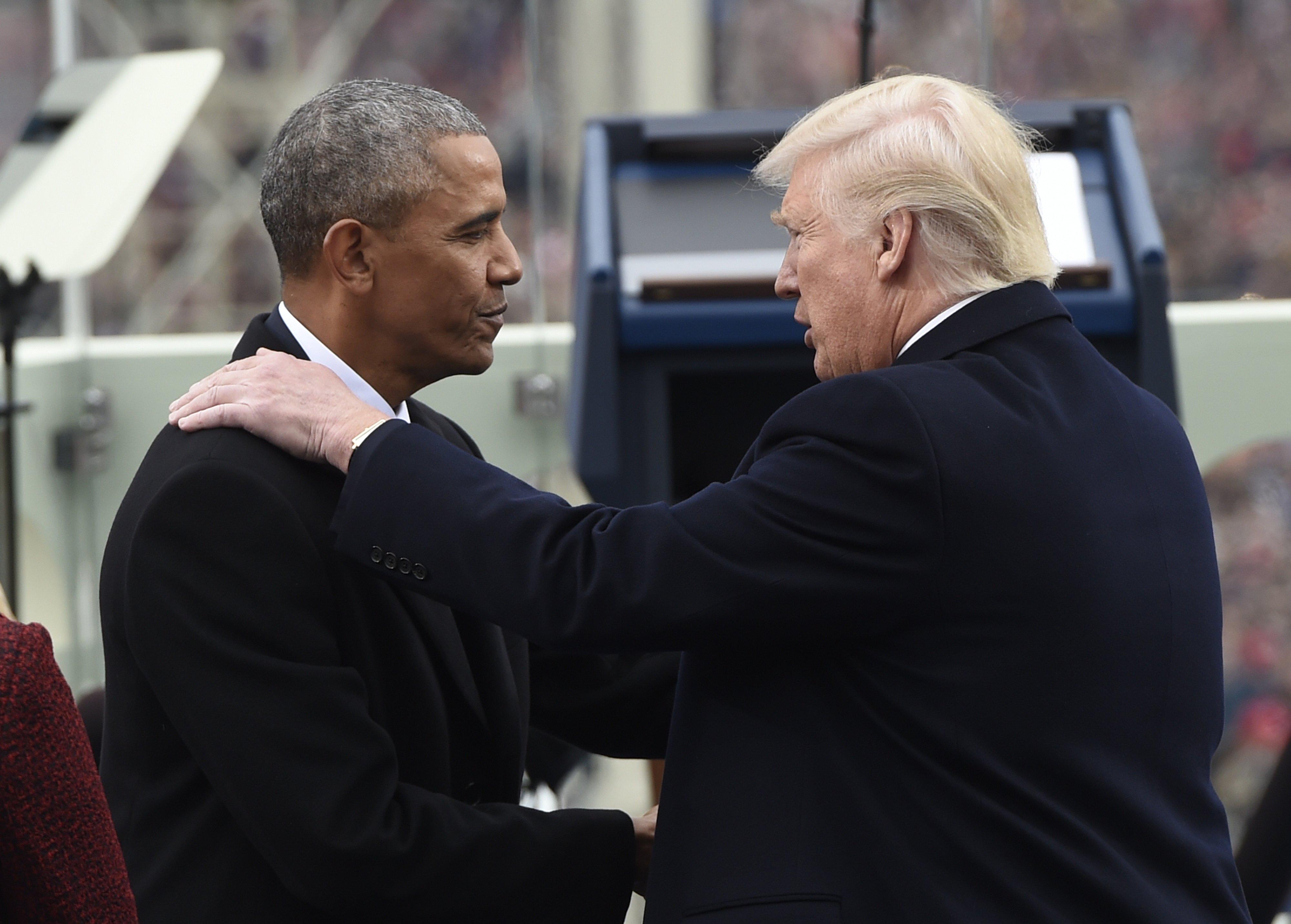 Trump cutting Obamaera refugee admissions 77