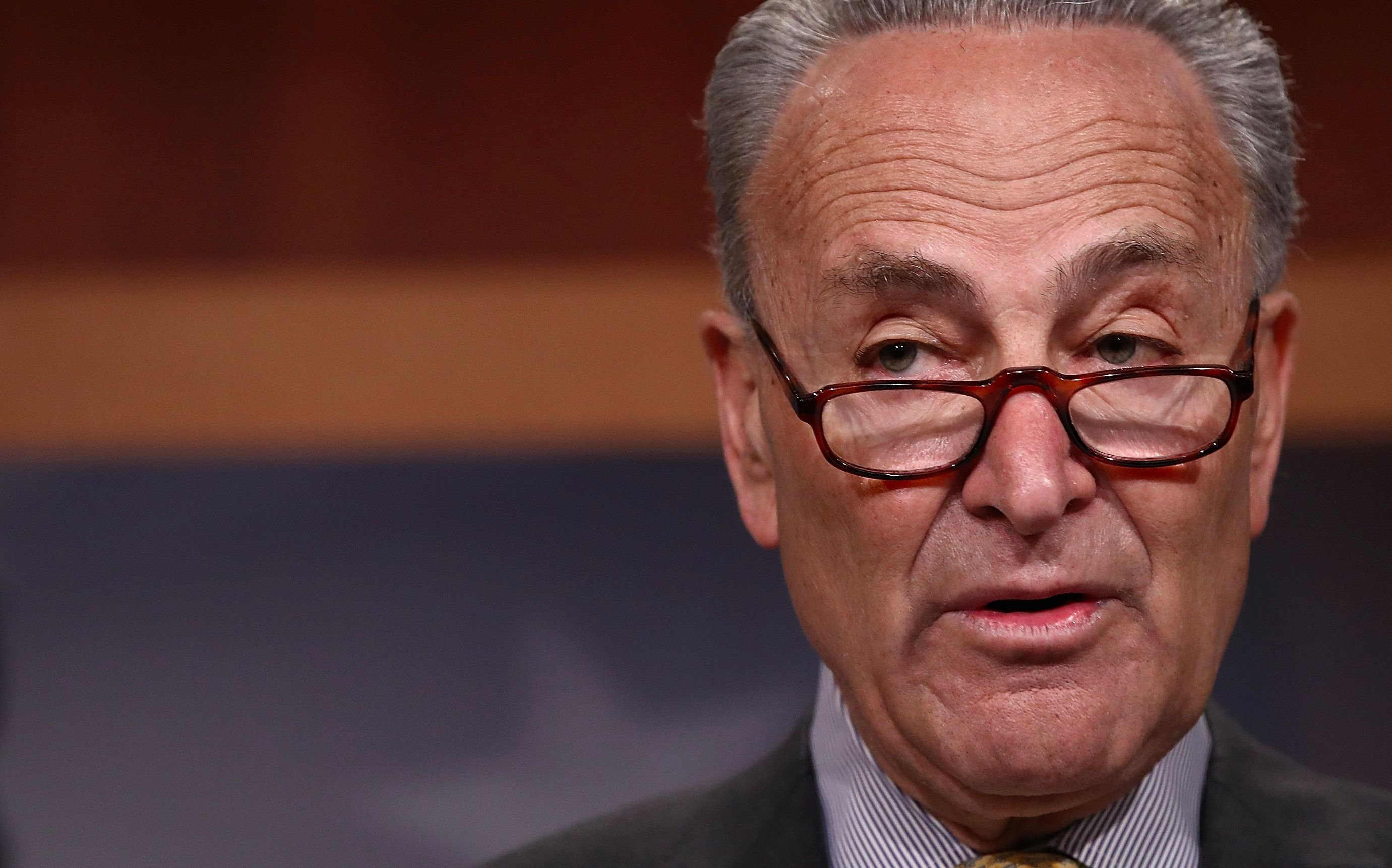 Schumer Goes on CNN to Deny He Voted Against Judicial Nominee Because Hes White  Roll the Tape VIDEO