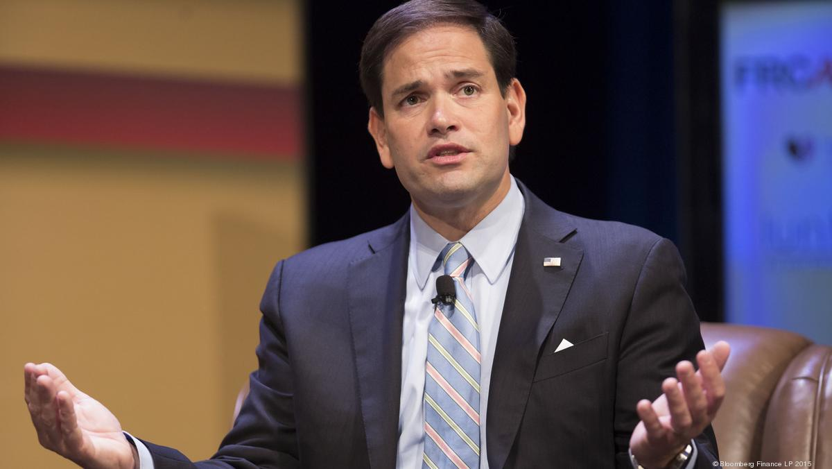 Rubio Concern Over 2020 Census Question Is Absurd Freak Out