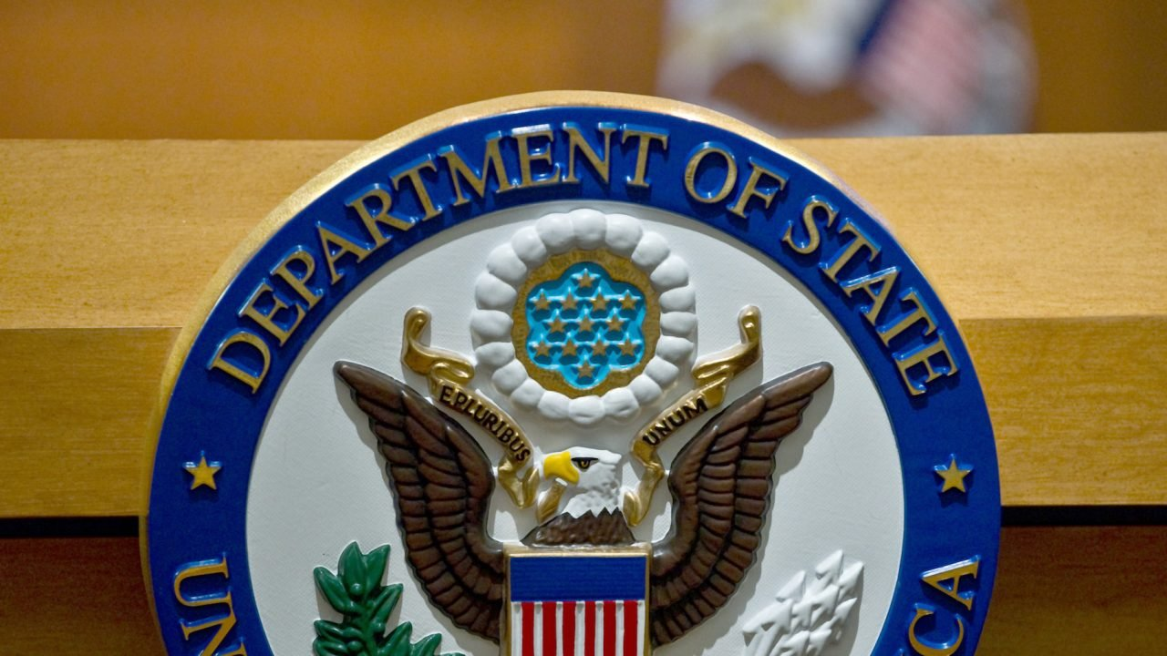 Cleaning house State Dept under secretary fired just hours after Tillerson