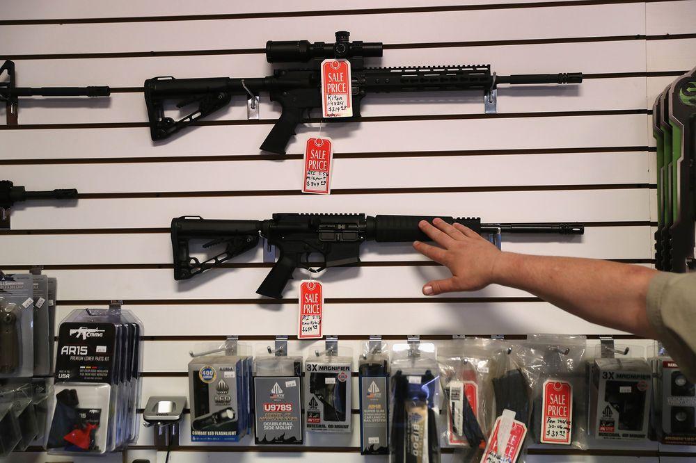 Liberal Florida Teachers Pension Fund Reaps Big Profits From Maker of Gun Used in Parkland School Massacre