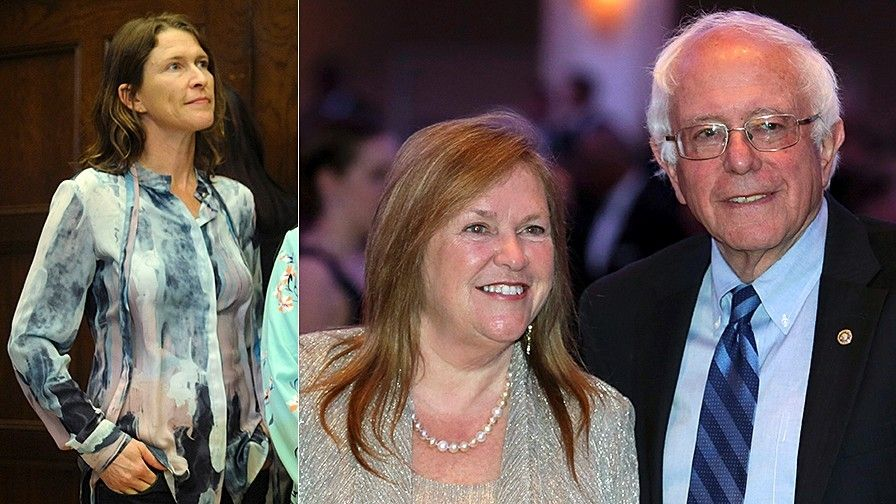 Jane Sanders daughter runs for Bernies old seat amid college  controversy