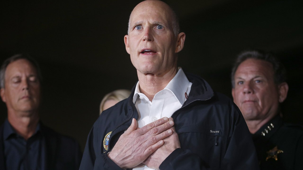 Florida Governor Signs Marjory Stoneman Douglas HS Gun Law That Enrages Both Sides