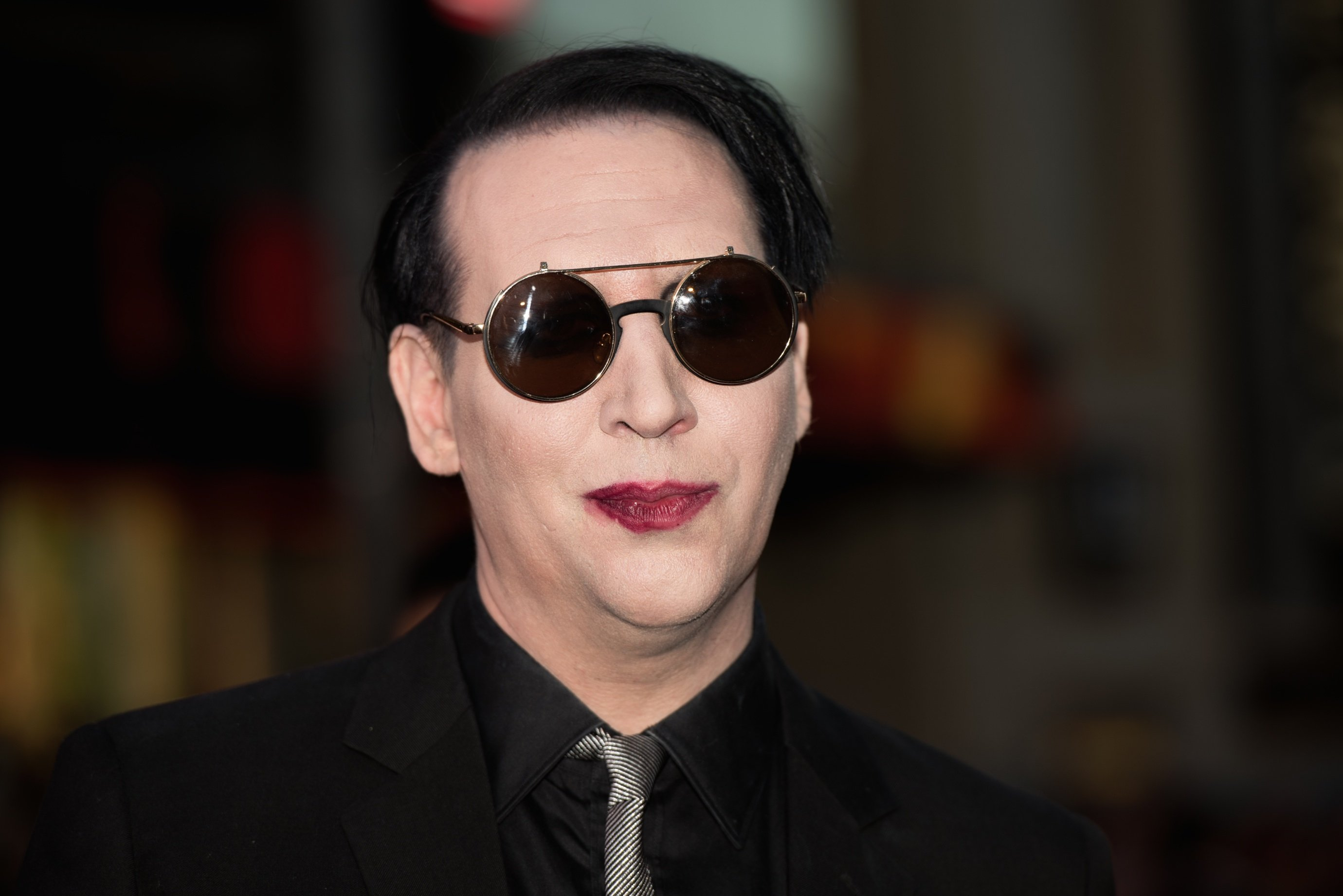"Marilyn Manson was reportedly forced to cut a concert short after having a ""meltdown"" onstage that included a freestyle jam and repeated demands for audience applause. Manson, 49, was performing in Huntington, New York Thursday night as part of a tour to promote his new album Heaven Upside Down, which includes songs such as ""The Reflecting God,"" ""Deep Six"" and …"