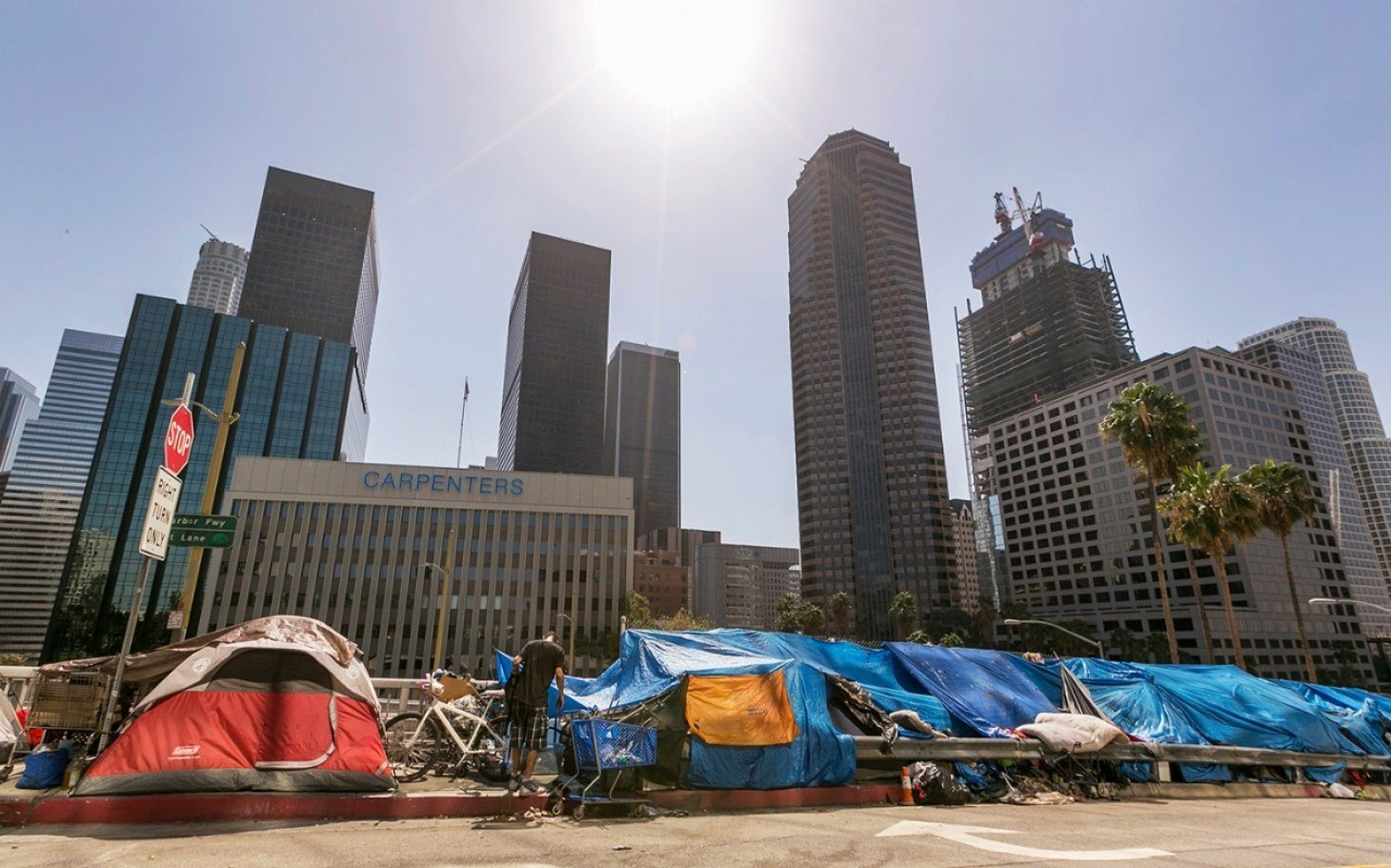 "The homeless crisis in Los Angeles has reached crisis-level proportions, with the number of men and women living on the street surpassing the supply of new housing, according to the L.A. Times. A report from L.A. county's homelessness agency shows that city officials have been underestimating the needed amount of new housing, ensuring that the city's ""$73-million annual …"
