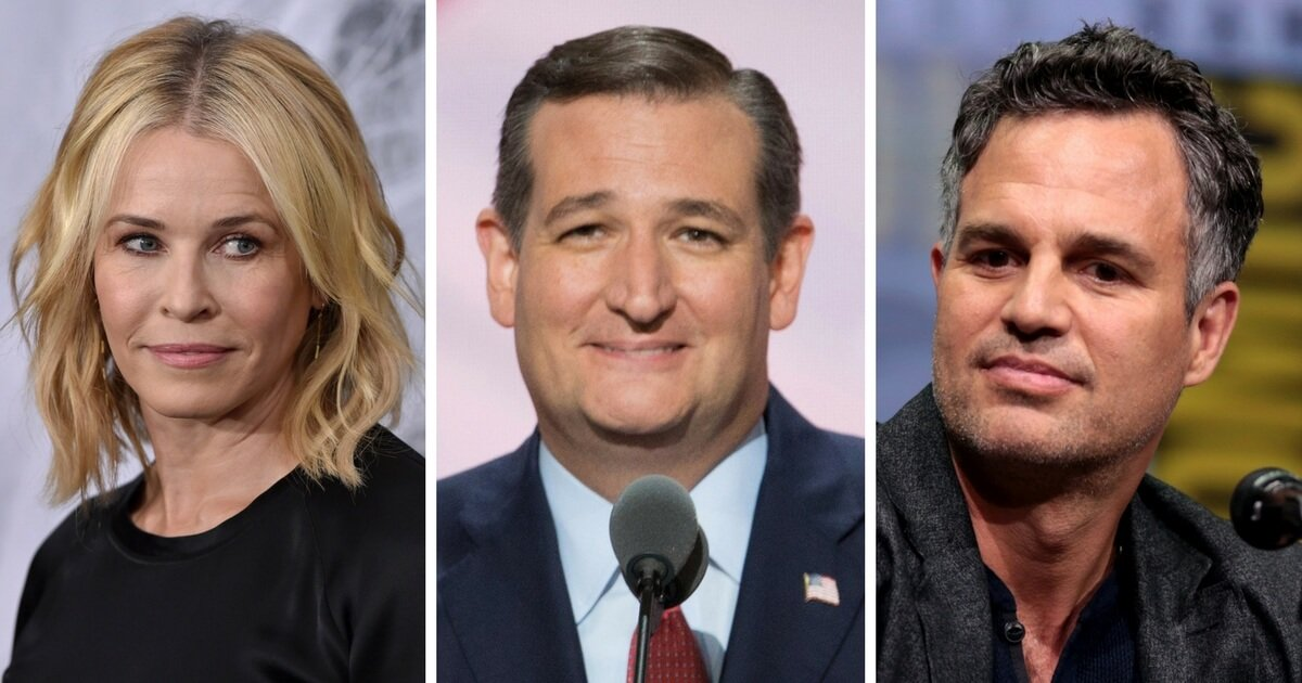 """Sen. Ted Cruz, R-Texas, hit Hollywood stars for being hypocrites in their call for more gun control after Wednesday's shooting at a Florida high school when they themselves have """"a bevy of armed security"""" surrounding them. """"Hollywood liberals on gun control is akin to Hollywood liberals on global warming,"""" Cruz told the entertainment siteTMZon Thursday. …"""