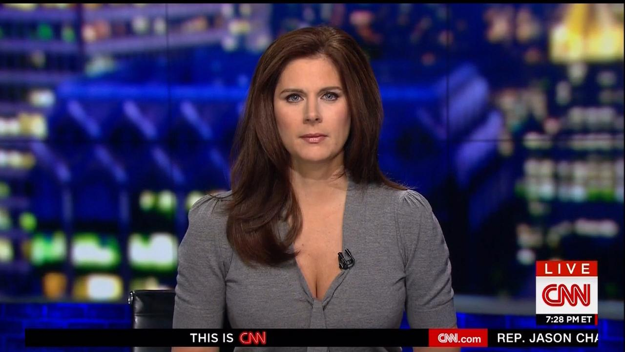 For the hot sexy cnn reporter