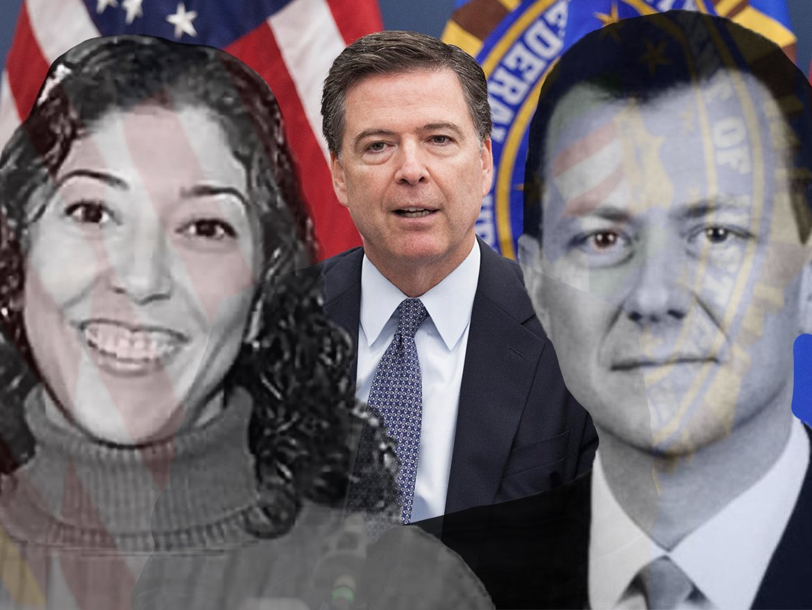 New Texts Reveal Disgraced FBI Agent Strzok was Friends with Federal Judge in Flynn Case
