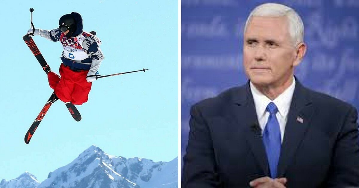 U.S. Olympic skier Gus Kenworthy used the occasion of breaking his thumb in training earlier this week to take a shot at Vice President Mike Pence. Kenworthy, who is openly gay, has repeatedly spoken out against Pence. The vice president led the U.S. delegation to Pyeongchang, South Korea and was on hand for the opening …