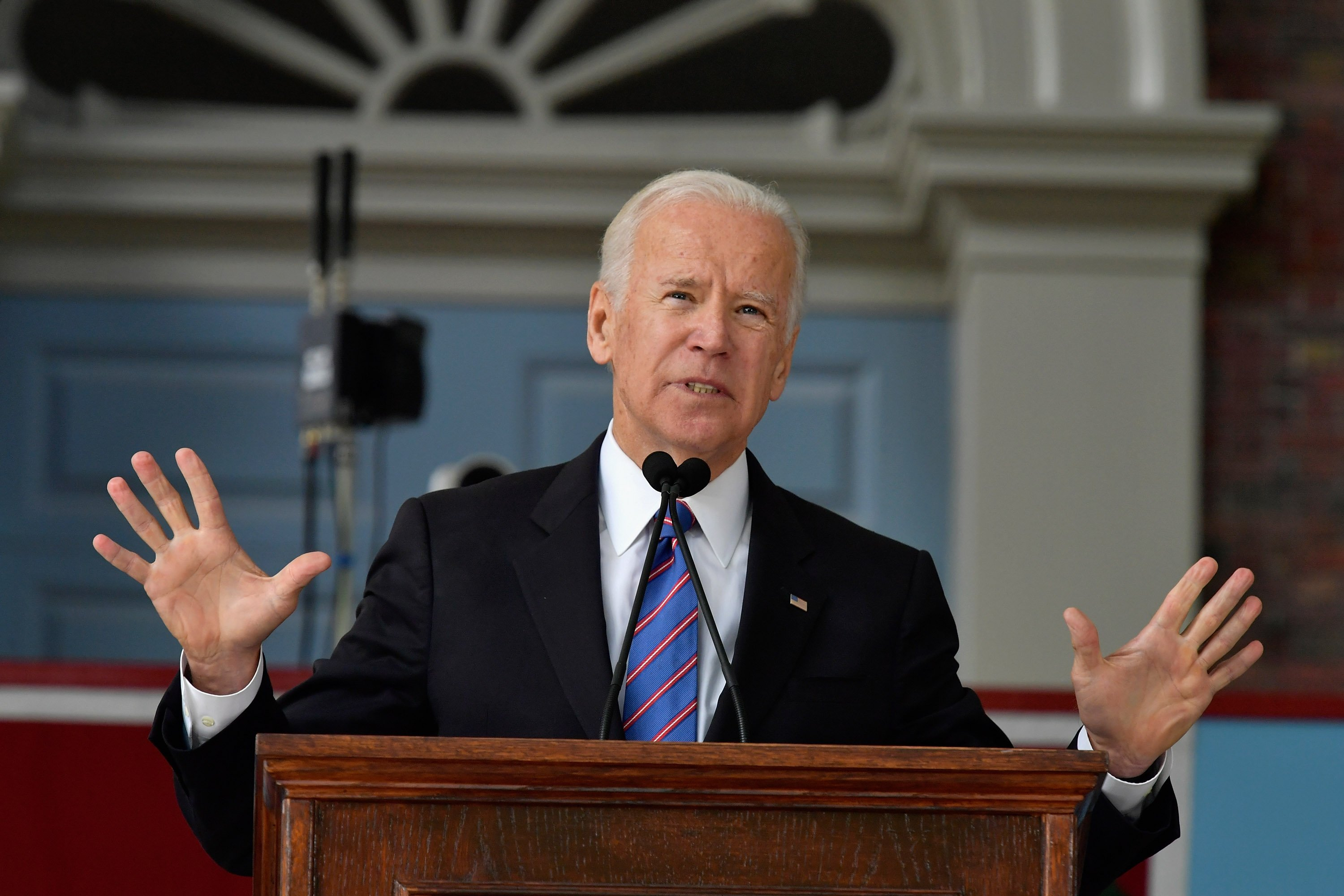 Biden Angry Some Dems Dont Get WorkingClass Voters Jabs Paul Ryan for Reading Too Much Ayn Rand