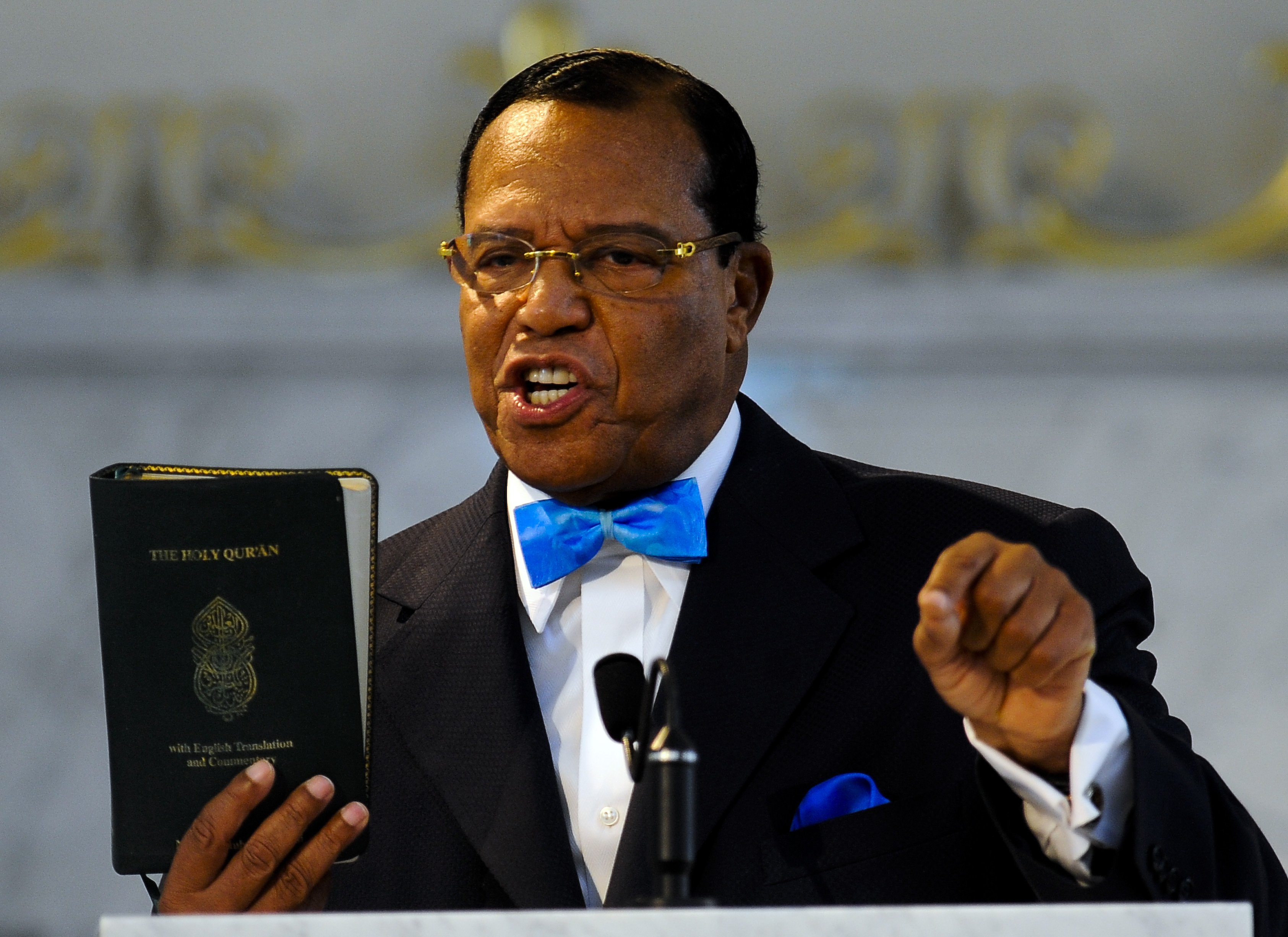 Nation of Islam lashes out at 3 black members of Congress calling them sellouts for denouncing Farrakhan