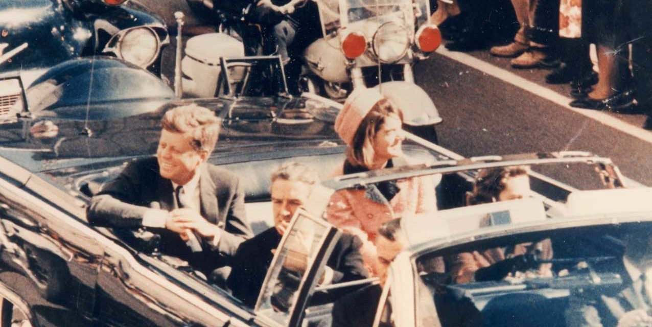 Mayor Demands NRA Move Convention from Dallas  Because of the 1963 JFK Assassination