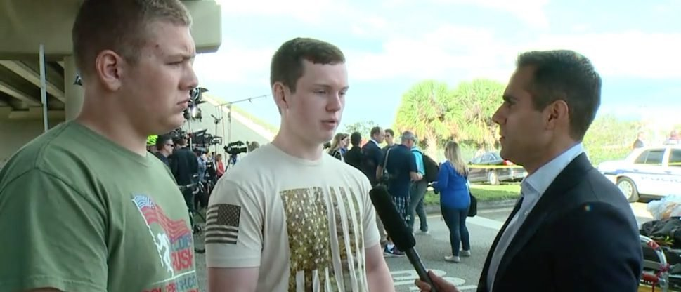 Zackary Walls and Colton Haab, two Junior Reserve Officers' Training Corps members, saved countless lives with quick thinking and a little bit of kevlar during Wednesday's horrific attack on Marjory Stoneman Douglas High School in Parkland, Florida. Walls and Haab described their heroic actions during a Thursday interview with ABC News. Walls, a company …