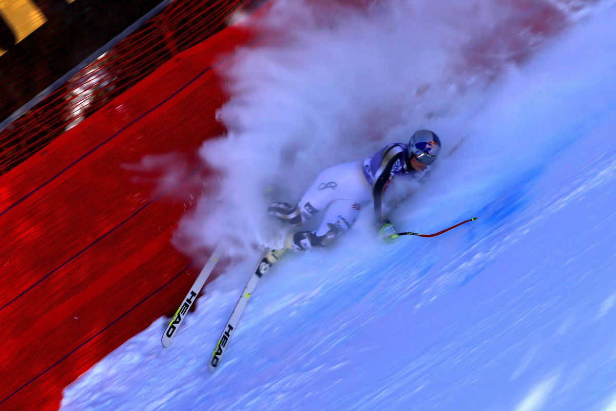 """Lindsey Vonn is struggling at the Olympics. Perhaps President Trump is behind her struggles. Expect a new mainstream media conspiracy blaming Trump for Vonn's Olympic meltdown. Or Vonn's """"Agony of Defeat,"""" as put to the video of Vinko Bogataj's disastrous ski run in the 1970s. But adding a Trump touch so to speak. You don't …"""