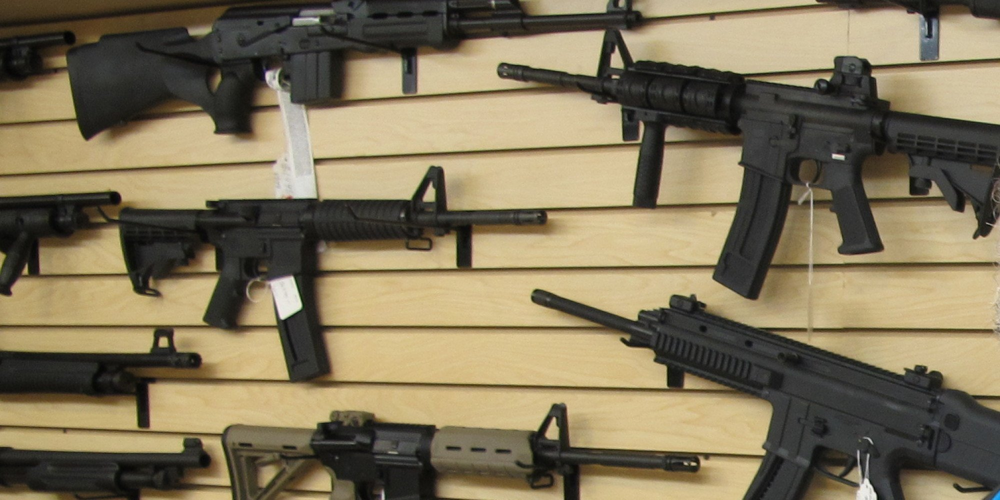 """On Thursday afternoon, Sen. Martin Heinrich (D-N.M.) appeared on MSNBC to discuss """"common sense changes"""" on gun control. Heinrich stated that a minimum age requirement would prevent young people from buying """"an assault rifle, an AR-15, or other gas-assisted, receiver firearms when they can't buy a simple handgun."""" That's right, he said """"other gas-assisted, receiver …"""