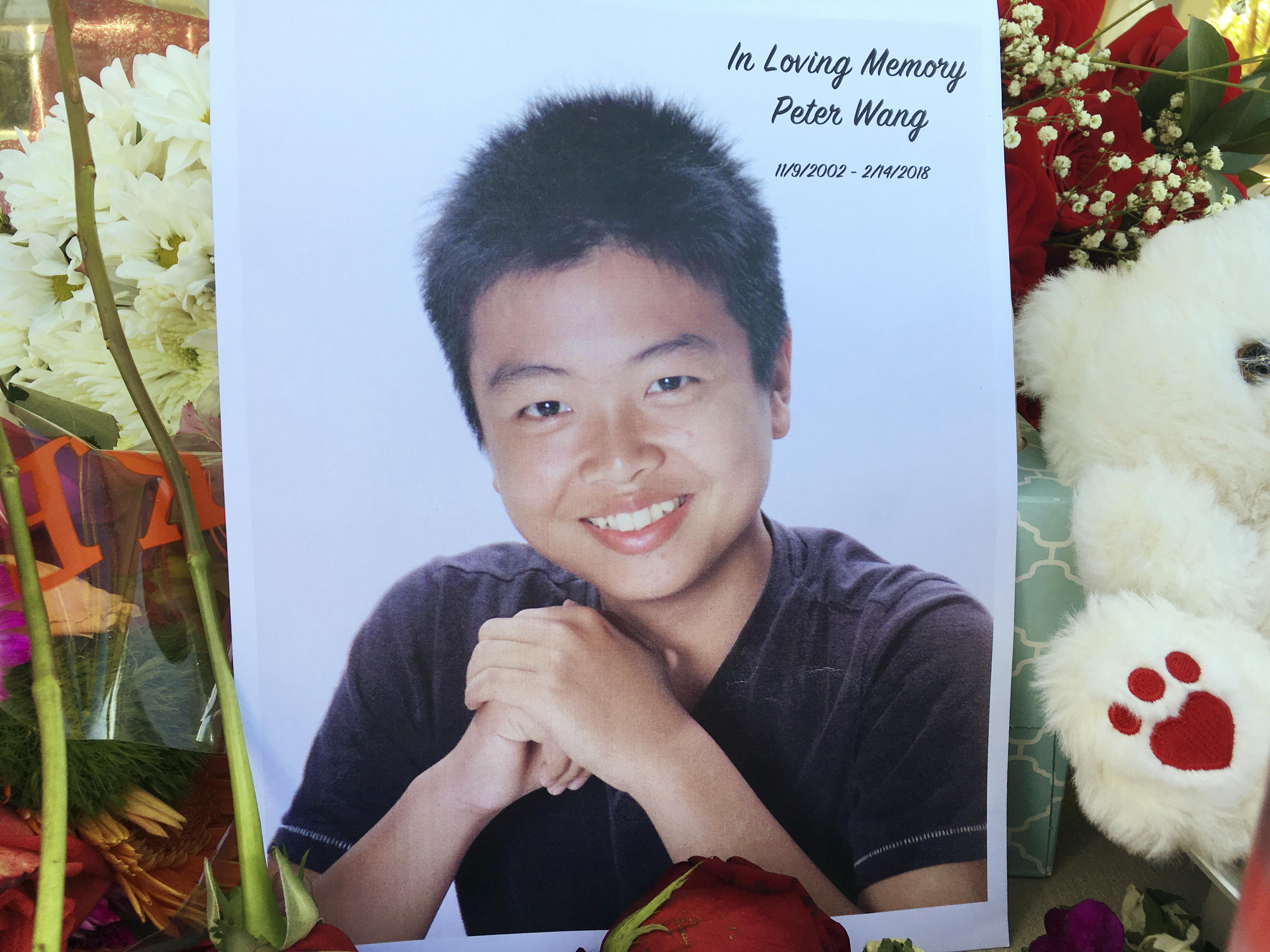 Thousands of people are petitioning the White House to grant a military funeral to one of the students slain in Wednesday's massacre at Marjory Stoneman Douglas High School in Florida. Peter Wang, 15, was a member of the Junior Reserve Officers' Training Corps and, according to witnesses, sacrificed his life while in uniform to save others during …