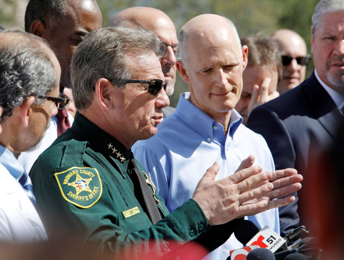 Broward County Sheriffs Office Training And Operation Materials Instruct First Officers On Scene To Immediately Confront The Shooter