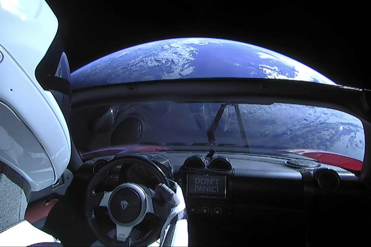 After weather forced SpaceX to delay the launch multiple times, Elon Musk's aerospace company launched its massive Falcon Heavy rocket into space on February 6th. It was an incredible feat, andthe world watched alongas SpaceX streamed the event live from the ground in Cape Canaveral. Many thought the gigantic rocket would be doomed on this …