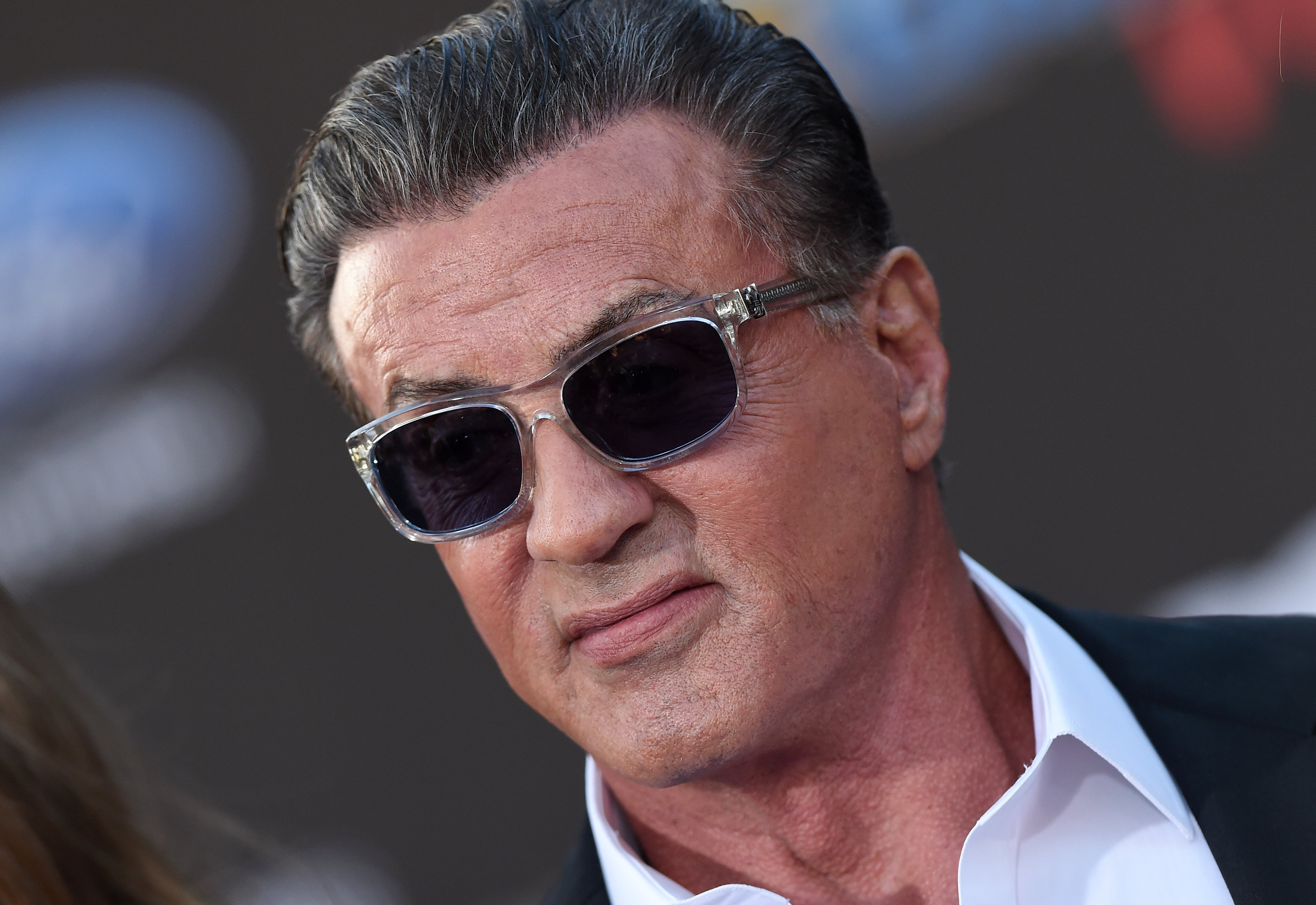 "A death hoax claiming Sylvester Stallone passed away surfaced on social media and the actor is not happy about it. ""Please ignore the stupidity,"" the 71-year-old actor tweeted Monday. ""Alive and well and happy and healthy…Still punching!"" Stallone also pointed out to images insisting the star was suffering from an illness, prompting him to lose …"