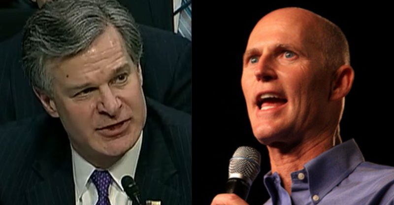 """Today, Governor Rick Scott called on the Federal Bureau of Investigation (FBI) to release all details surrounding the Bureau's failure to take action after receiving information on January 5, 2018, regarding """"[Nikolas] Cruz's gun ownership, desire to kill people, erratic behavior, and disturbing social media posts, as well as the potential of him conducting a …"""