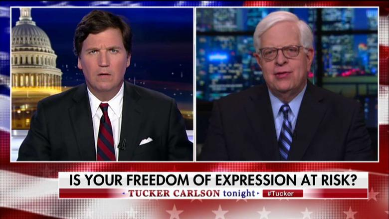 VIDEO Dennis Prager Sues Ideological Google for Censoring Conservative YouTube Videos