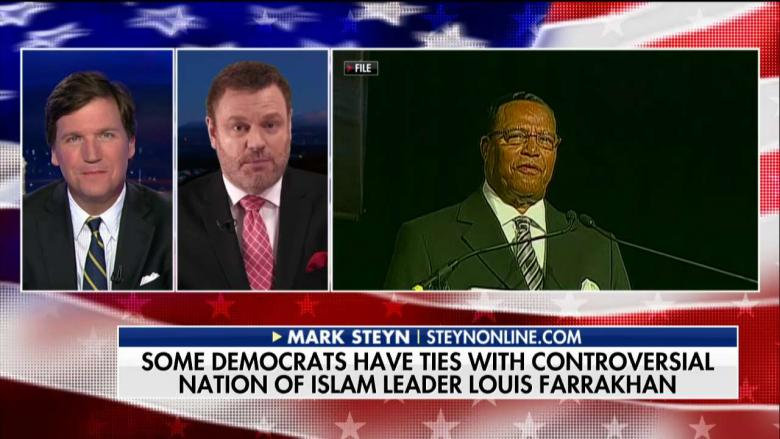 Steyn Blasts Farrakhan Its Embarrassing That This Nut Is a Power Broker in the Democrat Party VIDEO