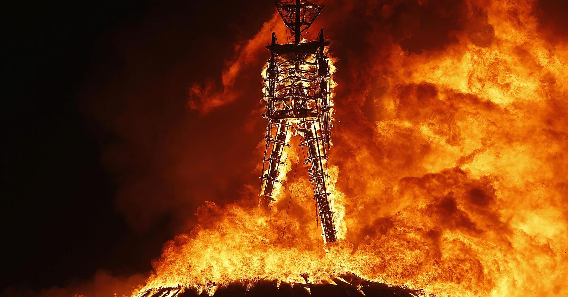 Weep For The Culture Burning Man Sells All 26000 Tickets In A Half Hour
