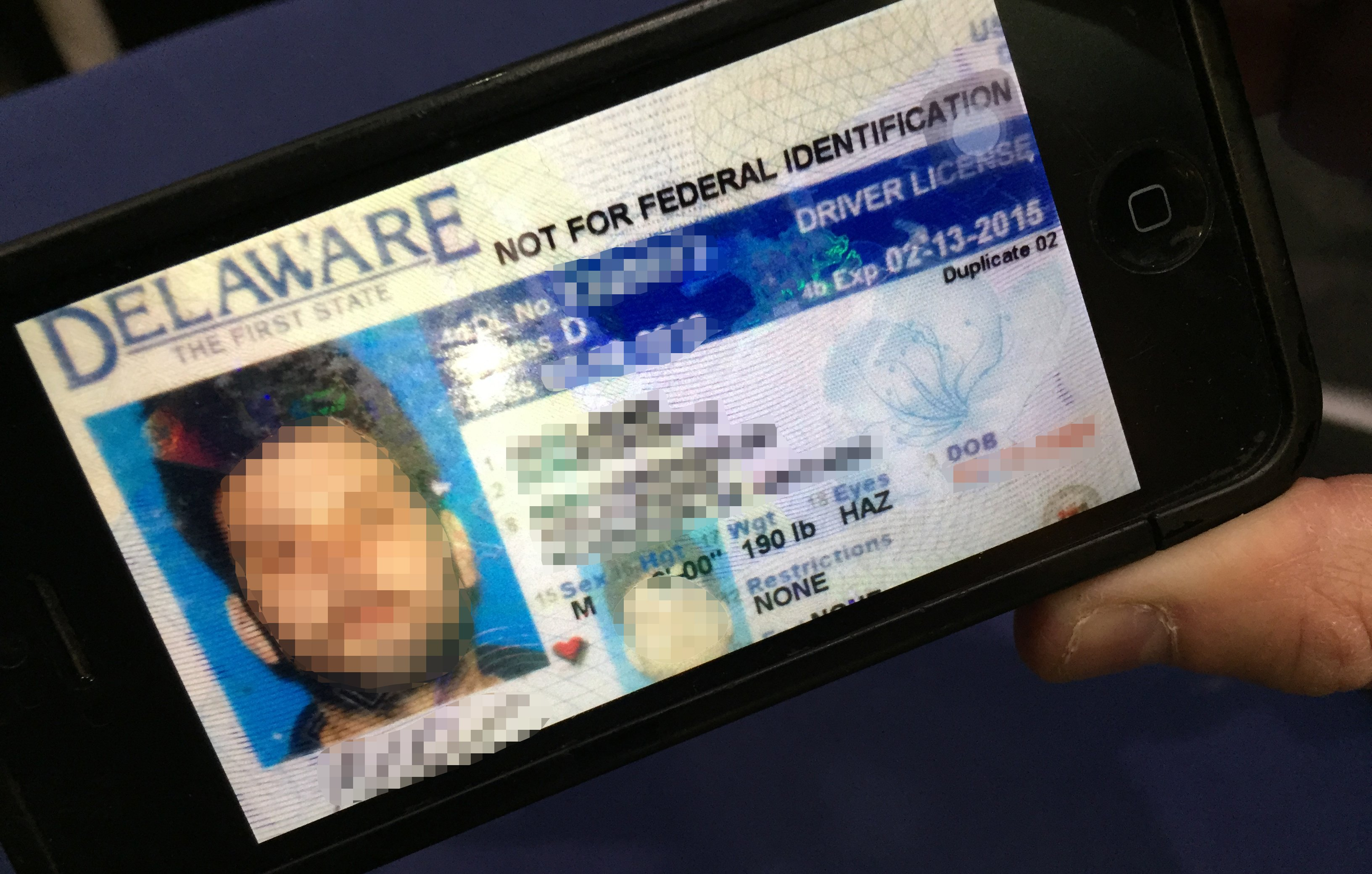 Delaware pilot program will replace drivers license with a smartphone app