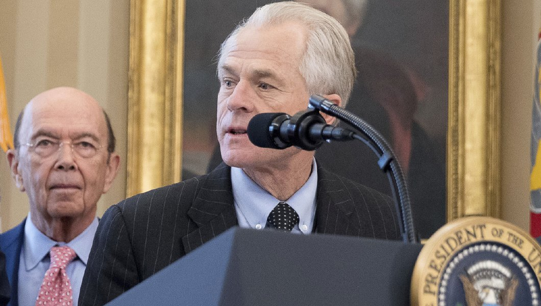 "White House trade adviser Peter Navarro lashed out at the media Sunday for its coverage of President Trump's decision to introduce tariffs on steel and aluminum imports into the U.S., accusing reporters of stoking concerns about possible ""trade wars"" with global allies as a result of the policy. Peter Navarro, White House Trade Adviser: ""The …"