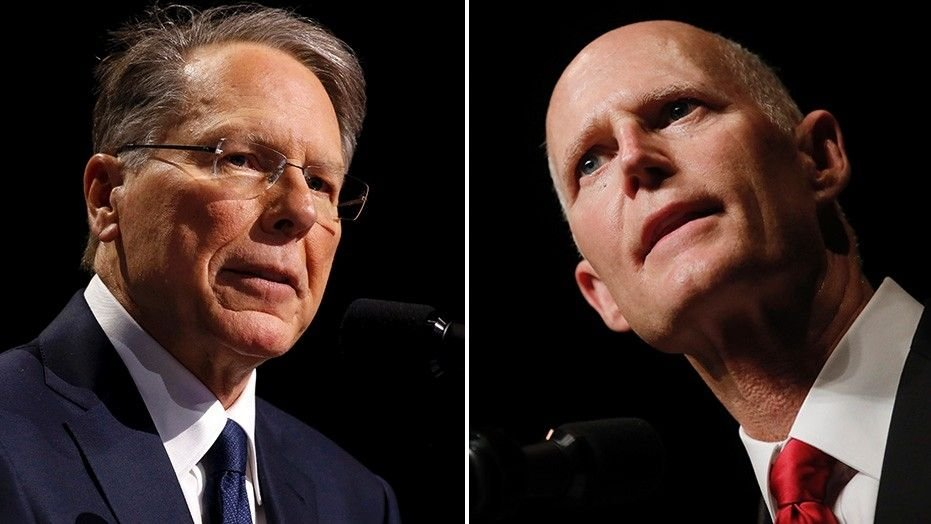 NRA files lawsuit saying Florida gun bill approved by Gov Scott violates 2nd Amendment