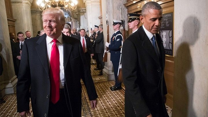 Former Obama officials form antiTrump national security think tank
