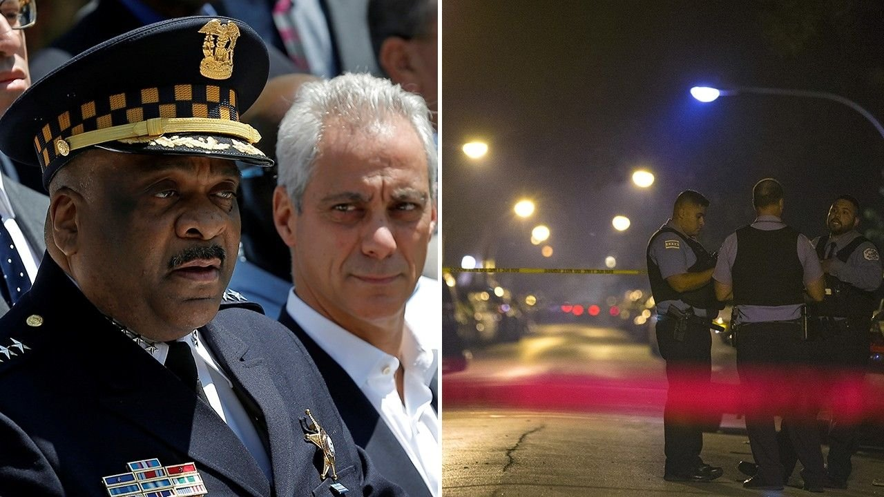 As bullets fly Chicago police boss blasts civilian oversight plans