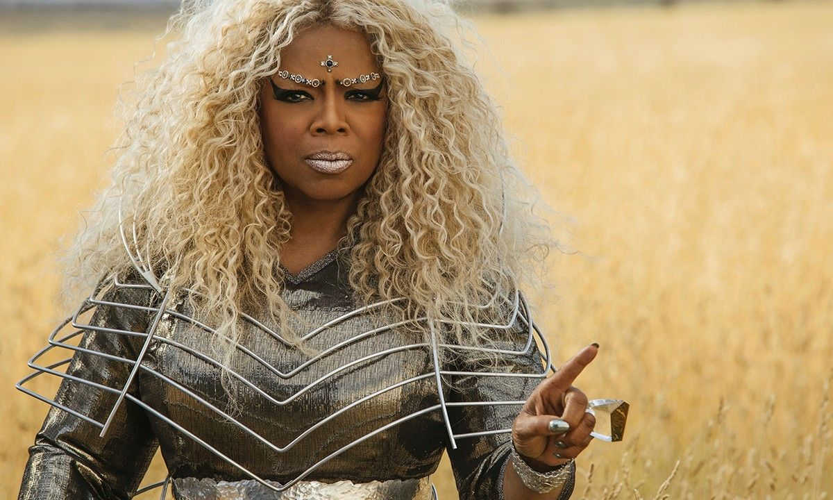 Oprahs A Wrinkle In Time stumbles at the box office as Black Panther soars