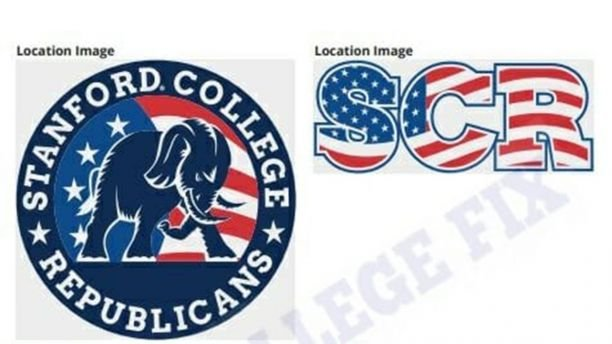 Stanford reverses decision will allow American flag on College Republicans apparel