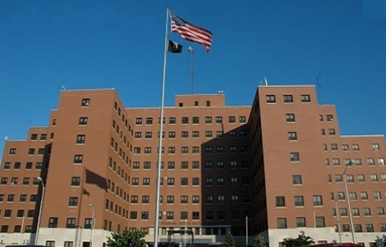 Veteran kills himself in St Louis VA hospital waiting room report says