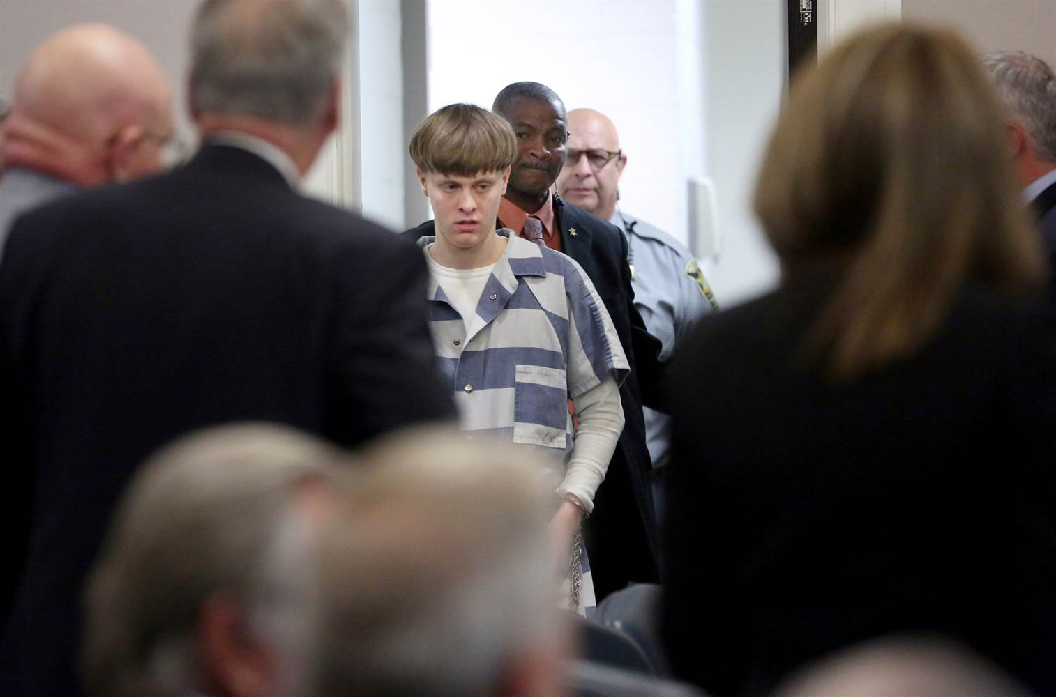 Charleston Church Shooters Sister Arrested For Bringing Weapons To School