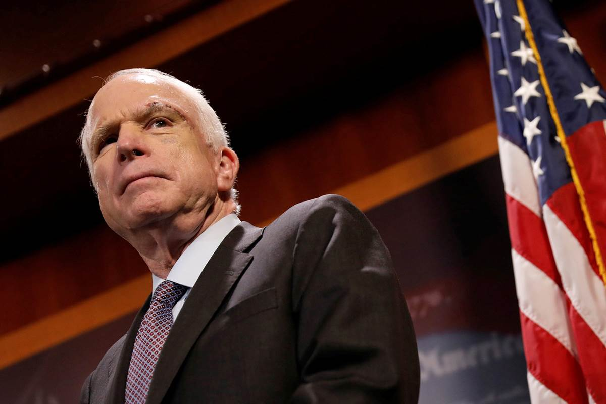 Senate Officials Confirm John McCain Expected to Step Down from US Senate