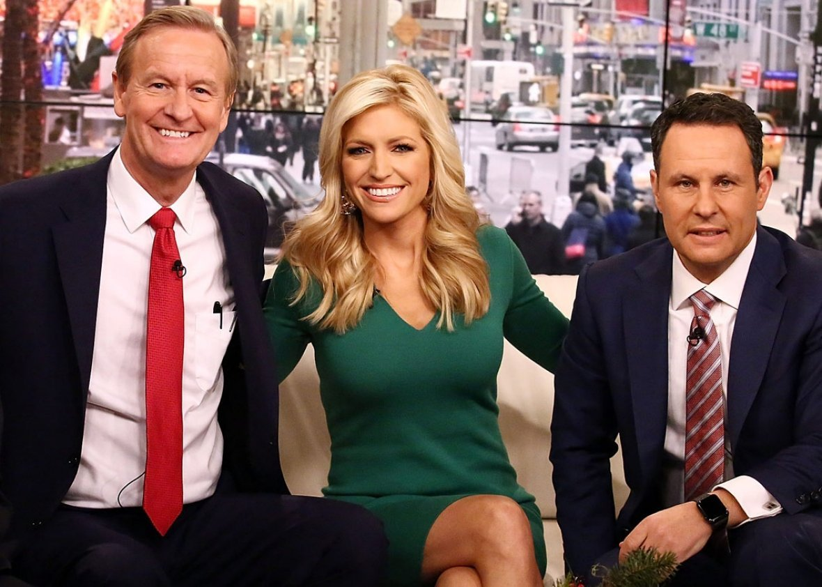 Do the News Fox  Friends Blasts Networks for Lack of Coverage on House GOP Russia Findings VIDEO