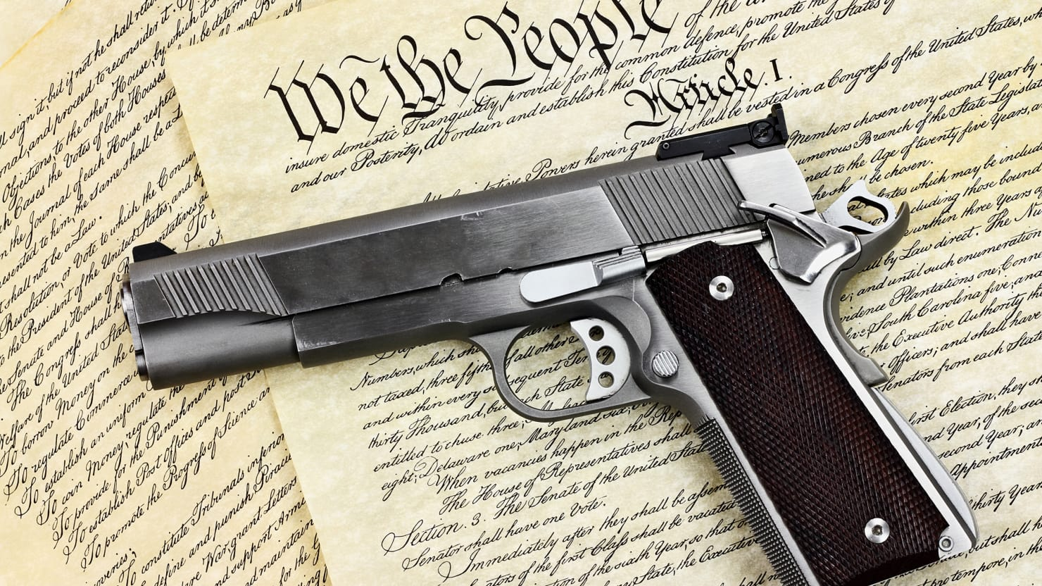 Florida Students Walk OutBut Its To Support The Second Amendment