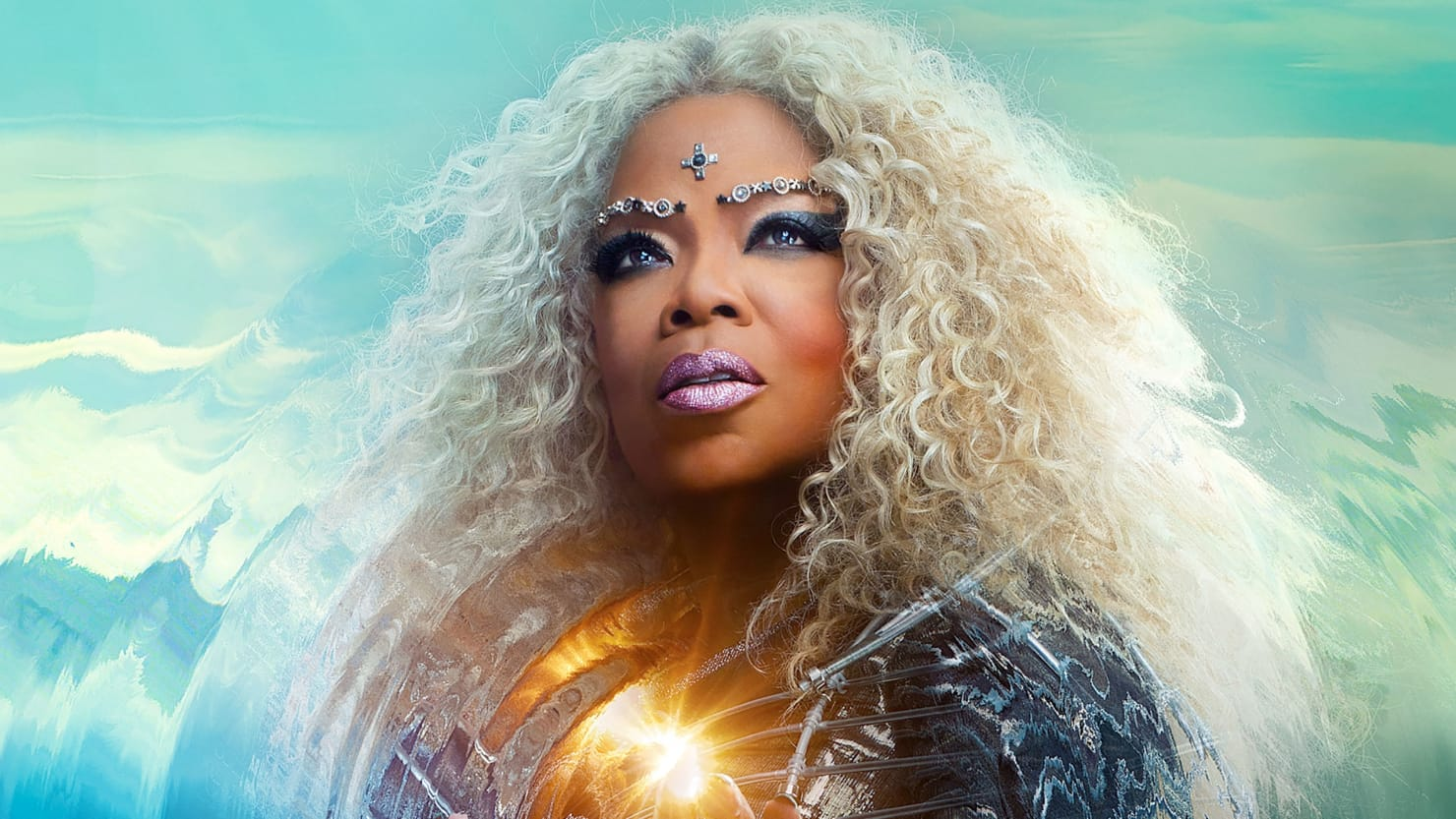 Oprahs ultraPC Wrinkle in Time stung with bad reviews as cringeworthy 100M Disney movie could bomb experts say
