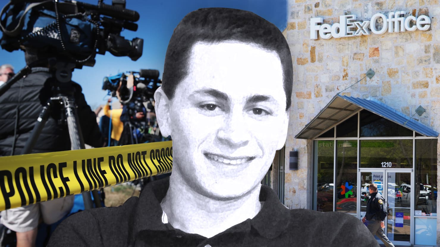 Austin bomber called himself a psychopath had no remorse congressman says
