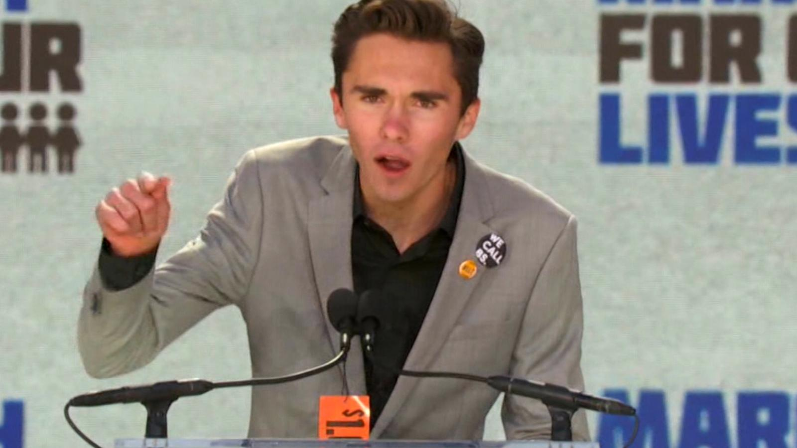 Schooling Lawmakers  CNNs Love Affair With David Hogg Reached A Fever Pitch With This Tweet