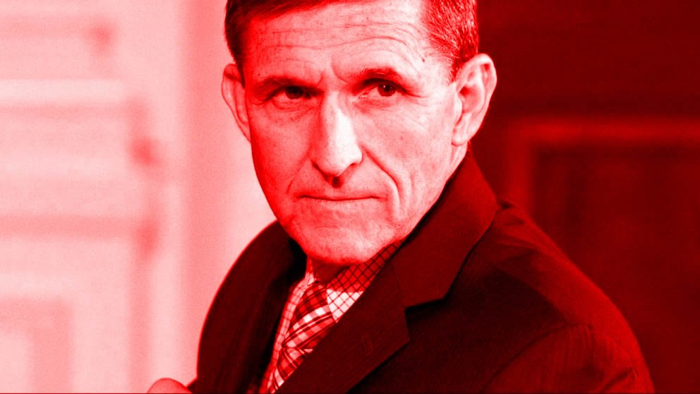 DC FBI Insiders Fear General Flynn Might Take a Flamethrower to this Town Before He is Done