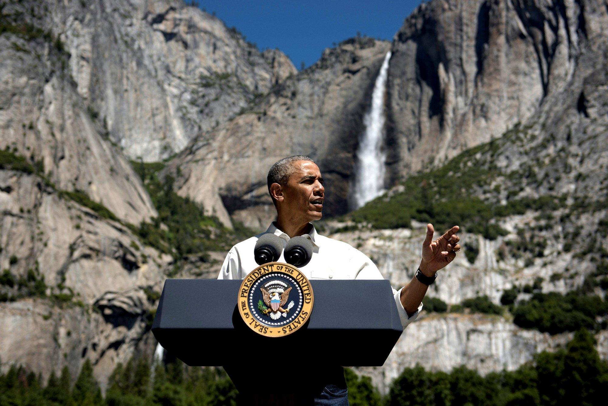 Obama Stuck US Taxpayers With 12 Billion Park Maintenance Deficit