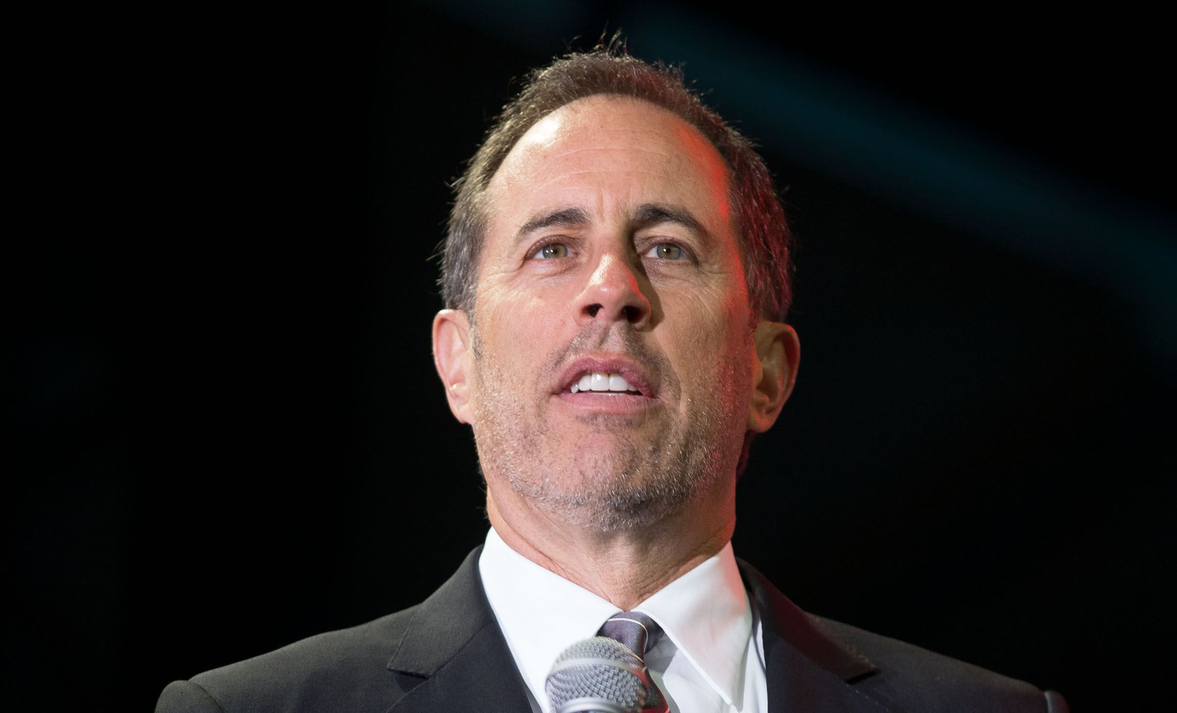 Jerry Seinfeld Isnt Surprised By Hollywoods Sexual Misconduct Allegations VIDEO