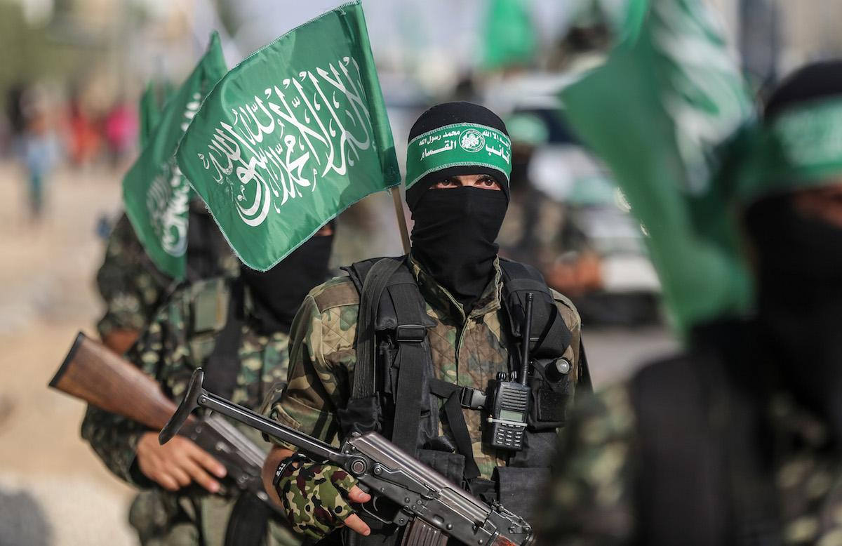 Hamas to Swarm Israels Border Sparking Fear of New Passover War